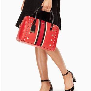 Kate Spade Madison Stewart Street Studded Lane bag